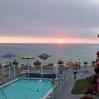 July Sunset 2008